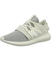 pretty nice c5c11 eaf79 adidas Tubular Viral Baskets Basses Femme, Blanc Chalk Core White, 36 23