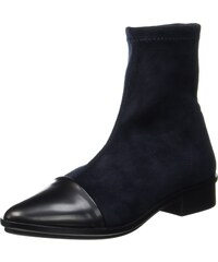 E703, Bottines Femme, Noir (Black Nabuk/Black Boston 01NKBT-W), 39 EUNR Rapisardi