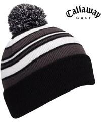 5b4799b3d71 Callaway Golf Europe Ltd. Callaway kulich POM POM Beanie černo šedo bílý