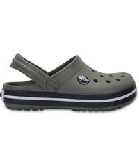 17f01cc458b Crocs sivé detské topánky Crocband Clog Kids Smoke Navy