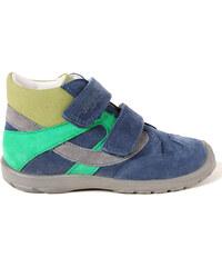 6671a11a1d6 SUPERFIT Dětské celoroční kožené boty Superfit 1-08325-88