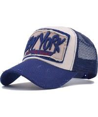 Climate sportovní kšiltovka New York modrá 0693362cfd