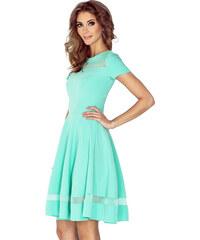 c66554f9c1f8 MORIMIA Dámske mätové šaty MM 003-1