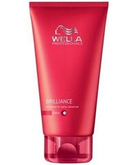 WELLA Care3 Brilliance Color Conditioner Thick balzám na silné barvené vlasy 200ml