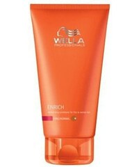 WELLA Care3 Enrich Conditioner Fine Normal hydratační balzám na suché vlasy 200ml