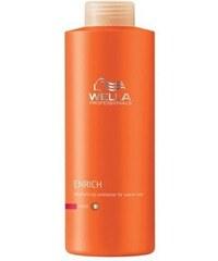 WELLA Care3 Enrich Conditioner Thick hydratační balzám na silné suché vlasy 1000ml