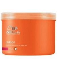 WELLA Care3 Enrich Treatment Thick hydratační maska na silné suché vlasy 500ml