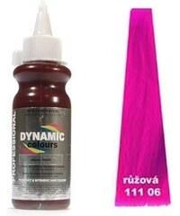 VIKI - VELLIE VELLIE Růžová Fast Colours gelová barva na vlasy smývatelná - růžová