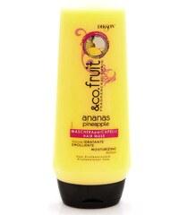 DIKSON CO.FRUIT Hair Mask Ananas - Hydratační maska na suché a poškozené vlasy 280ml