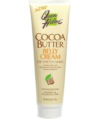 QUEEN HELENE Cocoa Butter Belly Cream - masážní krém proti striím 227g
