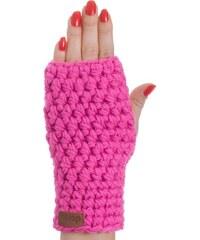 Růžová ručně háčkované návleky DOKE Hailey a61e62fbd4