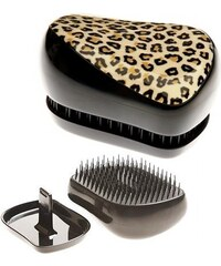 TANGLE TEEZER Kompaktní kartáč na rozčesávání vlasů Tangle Teezer - Leopard