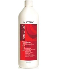 MATRIX Total Results So Long Repair Conditioner 1000ml - kondicionér na poškozené vlasy