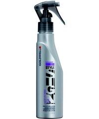 GOLDWELL Straight Hot Form 200°C - ochranný teplu odolný stylingový lotion pro žehlení vlasů 150ml