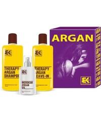 BRAZIL KERATIN Dárková sada Set Argan 2014 - s arganovým olejem