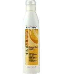 MATRIX Total Results Hello Blonde Shampoo 300ml - šampon pro blond vlasy