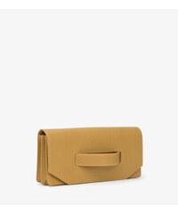 Žlté Listové kabelky  5d3d2309211