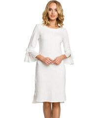 Moe bílé šaty - Glami.cz 08d3c51f674