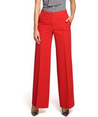 Elegantní dámské kalhoty  03a1fe6b16