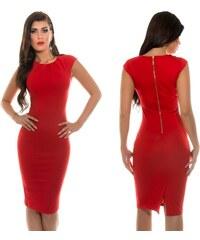 816c311eb3aa Pouzdrové šaty KouCla Červené. 999 Kč