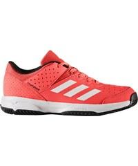 32c9e26c891 Dětské sálová obuv adidas Performance COURT STABIL JR SOLRED FTWWHT CBLACK