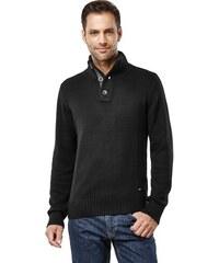 Vincenzo Boretti Pánský svetr 10030272 black 20f68e8207