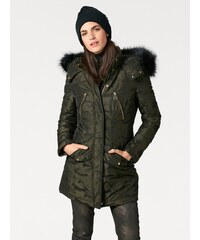 Plus size Női steppelt kabátok  18cbf455ed