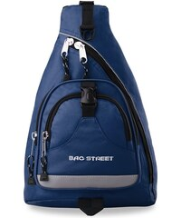 Sportovní batoh na rameno bag street modrá 7ba52fbf71