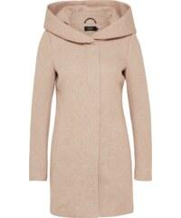 ONLY Přechodný kabát  SEDONA  světle hnědá daf1e0e238