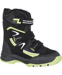 Detské zimné vysoké topánky na suchý zips Loap 5b14e8b4cfd