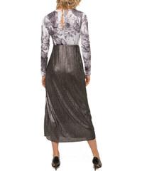 Culito from Spain elegantné maxi šaty Vintage Flower 4d202ec86d