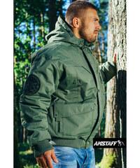 Zimná Bunda Amstaff Conex Winterjacket Navy White - Glami.sk 2d4006a576e