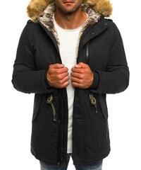 a807c6401f7 J.Boyz Zimní bunda s kožíškem BK1016K