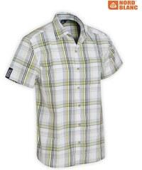 Šedé rychleschnoucí pánské košile - Glami.cz 1faee466d6