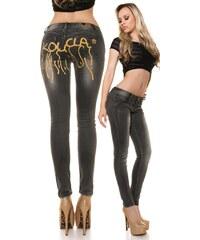 d2be4736738 Koucla Dámské skinny džíny