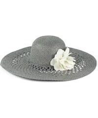 Art of Polo Šedý široký klobouk na léto Ascot 0518a9099d