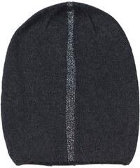 Art of Polo Dámská čepice s proužkem šedá ecf6f6437b