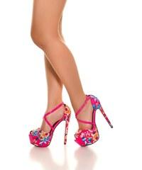 de39623525fe5 Kvetované Dámske topánky na platforme z obchodu Vasa-moda.sk - Glami.sk