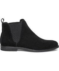 W2285ILLIAM 2B, Bottines Chelsea Homme, Gris (Midnight), 40 EUTommy Hilfiger