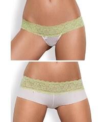 Bezešvé kalhotky šortky Leilieve 3364 více barev bílá xs - Glami.cz edb4f8e486