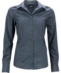 b492921ddb James   Nicholson Dámska košeľa s dlhým rukávom JN641