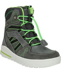 572e996828d Weinbrenner junior Kožené dětské zimní boty