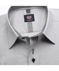 399e49783b2e Willsoor Pánska košele WR London v šedé farbe (výška 176-182) 5351
