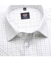 4f28ddae44fe Willsoor Pánska slim fit košele London (výška 176-182) 6357 v biele farbe
