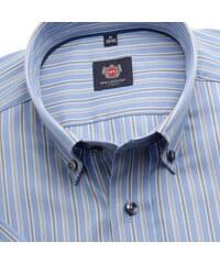 1e9f875c859c Willsoor Pánska klasická košeľa s krátkym rukávom London (výška  176-182)  string0   v