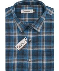 Flanelová košile AMJ Greed d8cf3d60b3