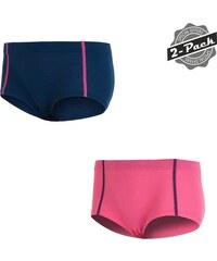 Dámské kalhotky set 2 kusy SENSOR Original Active tmavě modrá růžová 9875f76b3c