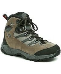 Kefas Discover 3450 hnědé dámské kotníkové boty 1abc67b005