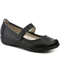 Cortina.be Eveline 62931605 černá dámská obuv 46f533a3a9