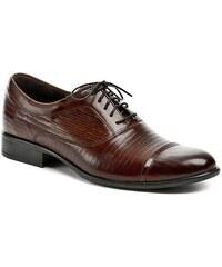 Tapi 1635A hnědá pánská společenská obuv 51426d42ae